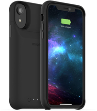 Zagg - Mophie Juice Pack Access Apple iPhone XR - Black