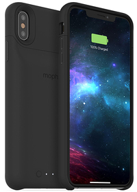 Zagg - Mophie Juice Pack Access Apple iPhone XS Max - Black