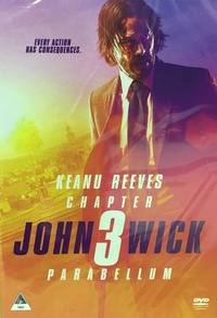 John Wick Chapter 3: Parabellum (DVD)