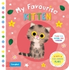My Favourite Kitten - Campbell Books (Board book)