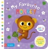 My Favourite Monkey - Campbell Books (Board book)
