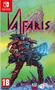Valfaris (Nintendo Switch) - Cover