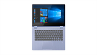 Lenovo Yoga 530 i5-8250U 4GB RAM 256GB SSD Touch 14 Inch FHD 2-In-1 Notebook - Liquid Blue - Cover