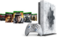 Microsoft - Xbox One X 1TB Gears 5 Limited Edition Console