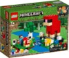 LEGO® Minecraft - The Wool Farm (260 Pieces)