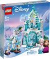 LEGO® Disney Princess - Elsa's Magical Ice Palace (701 Pieces)