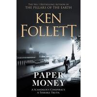 Paper Money - Ken Follett (Paperback)