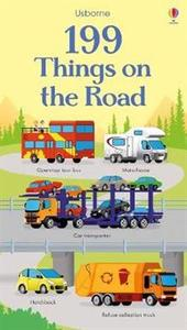 199 Things On The Road - Jessica Greenwell (Board book) - Cover