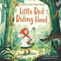 Little Red Riding Hood - Lesley Sims (Board book) - Cover