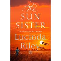 The Sun Sister - Lucinda Riley (Paperback)
