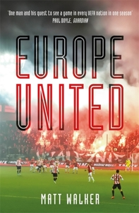 Europe United - Matt Walker (Hardcover) - Cover