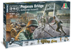 Italeri - 1/72 - Pegasus Bridge Airborne Assault (Plastic Model Kit)