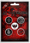 At the Gates - Drink From Night Itself Button Badge