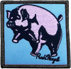 Pink Floyd - Animals Pig Woven Patch