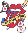 The Rolling Stones - Tattoo You Patch (Medium)