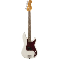 Squier Classic Vibes '60s Precision Bass Guitar (Olympic White)