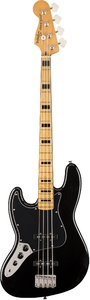 Squier Classic Vibes '70s Jazz Bass Left-Handed (Black)