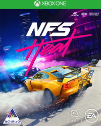 Need for Speed Heat (Xbox One) - Cover