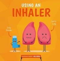 Using An Inhaler - Harriet Brundle (Hardcover) - Cover