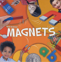 Magnets - Steffi Cavell-Clarke (Paperback) - Cover
