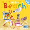 At The Beach - Nancy Bevington (Board book)