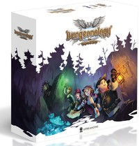 Dungeonology: The Expedition (Board Game) - Cover