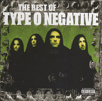 Type O Negative - The Best of (CD) - Cover