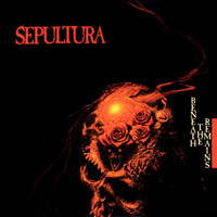 Sepultura - Beneath the Remains (CD) - Cover