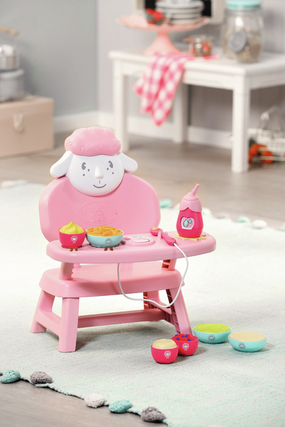 Baby Annabell - Lunch Time Table - Hobbies & Toys Online ...