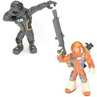 Fortnite - Mission Specialist & Dark Voyager Duo Figure Pack (Wave 2)