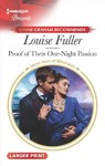 Proof Of Their One-Night Passion - Louise Fuller (Paperback)