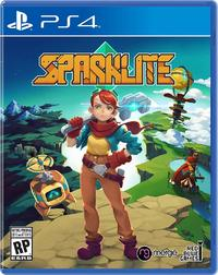 Sparklite (US Import PS4) - Cover