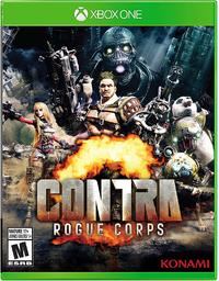 Contra Rogue Corps (US Import Xbox One) - Cover