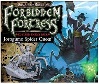 Shadows of Brimstone: Forbidden Fortress - XL-Sized Enemy Pack - Jorogumo Spider Queen (Miniatures) - Cover