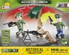 Cobi - WW2 Historical Collection - Soviet Soldiers (25 Pieces)
