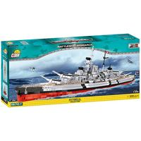 Cobi - World of Warships - Battleship Bismarck WW2 (1976 Pieces)