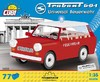 Cobi - Youngtimer Collection - Trabant 601 Universal Feuerwehr (77 Pieces)