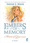 Embers of Memory: A Throne of Glass Game (Card Game)
