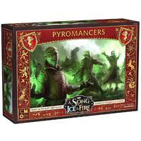 A Song of Ice & Fire: Tabletop Miniatures Game - Pyromancers (Miniatures)