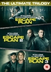 Escape Plan I/Escape Plan II/Escape Plan III (DVD)