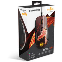 SteelSeries - Rival 310 CS:GO Howl Edition Gaming Mouse (PC)