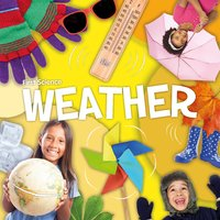Weather - Steffi Cavell-Clarke (Paperback) - Cover