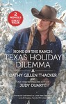 Home On The Ranch: Texas Holiday Dilemma - Cathy Gillen Thacker (Paperback)