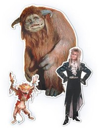 Toy Vauls - Labyrinth - Character Magnet Set - Cover