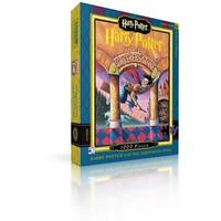 New York Puzzle Company - Harry Potter - Sorcerer's Stone Puzzle (1000 Pieces)