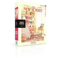 New York Puzzle Company - Sewing Room Puzzle (1000 Pieces)