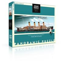 New York Puzzle Company - Titanic First Accounts Puzzle (1000 Pieces)