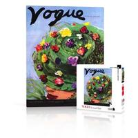 New York Puzzle Company - Spring Blooms Mini Puzzle (100 Pieces)