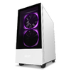 NZXT - H510 Elite ATX White Chassis - Windowed