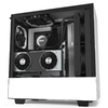 NZXT - H510i ATX White Chassis - Windowed